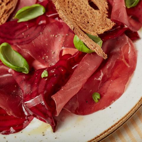 Dieta della Bresaola: quali Alimenti abbinare alla Bresaola per Dimagrire