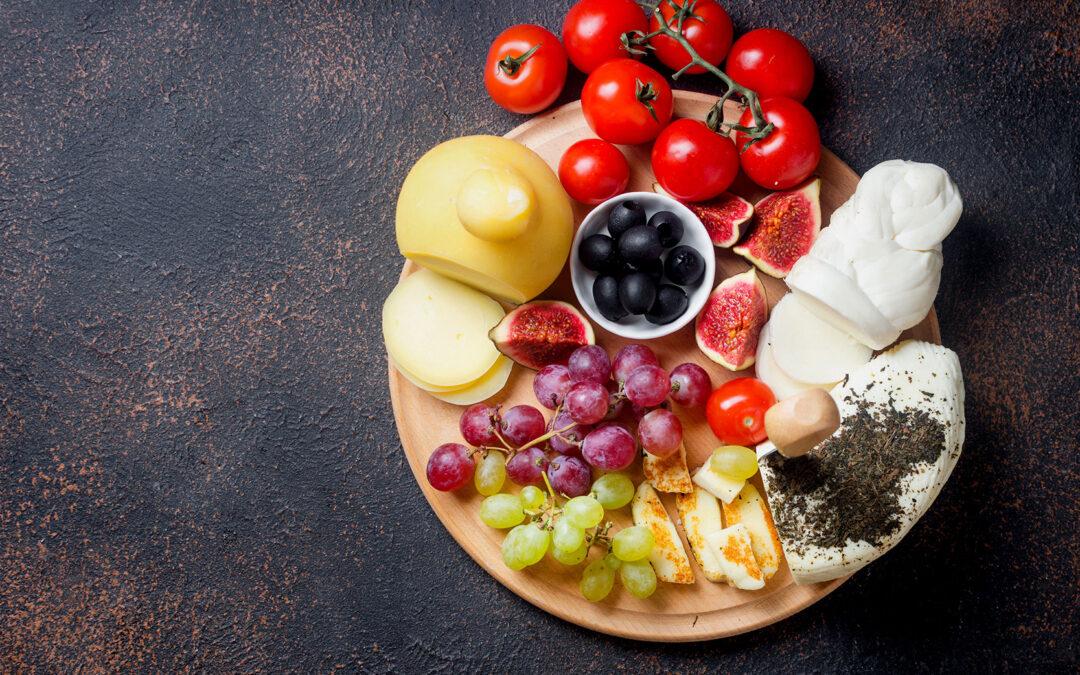 Was zum Aufschnitt passt: Käse, Obst und andere Ideen