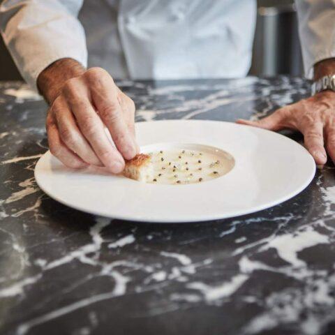 Lo Chef Davide Oldani
