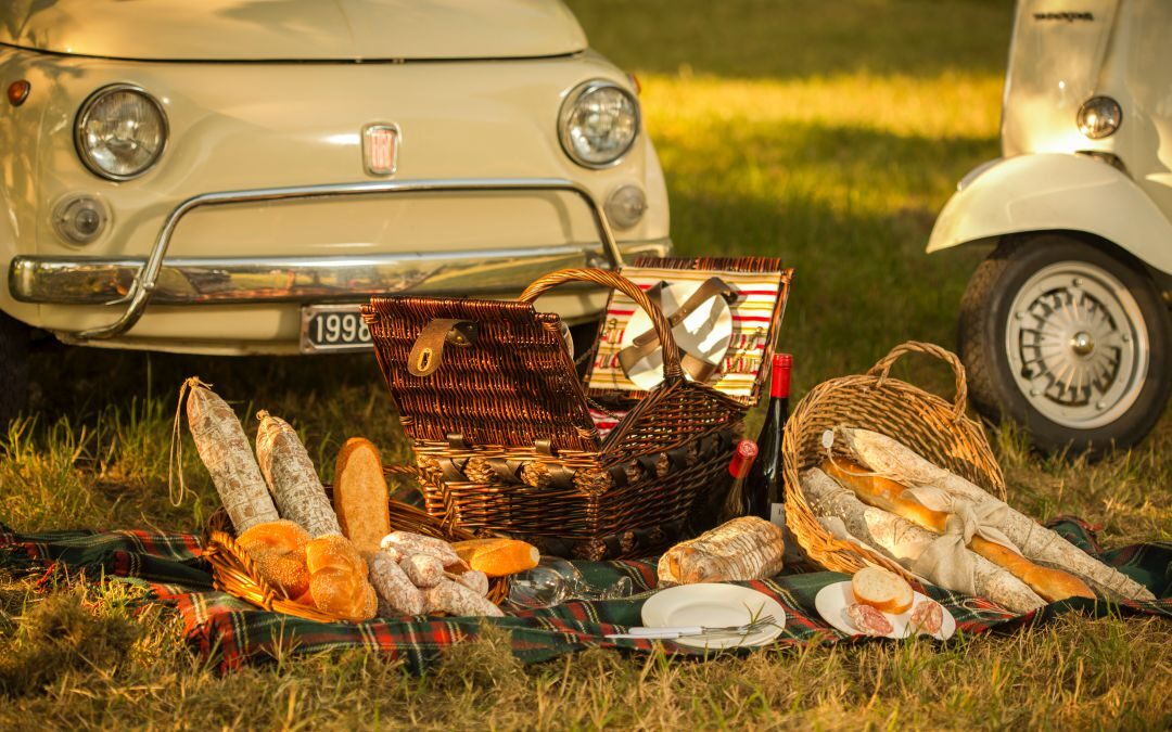2. How to delight your Sunday with taste? With a picnic!