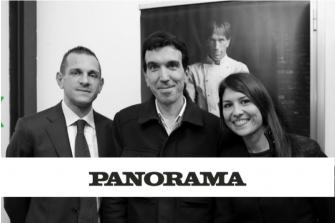 PANORAMA - MINISTER MARTINA VISITS SALUMI PASINI