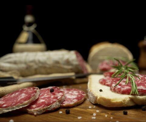 The gran filetto salami